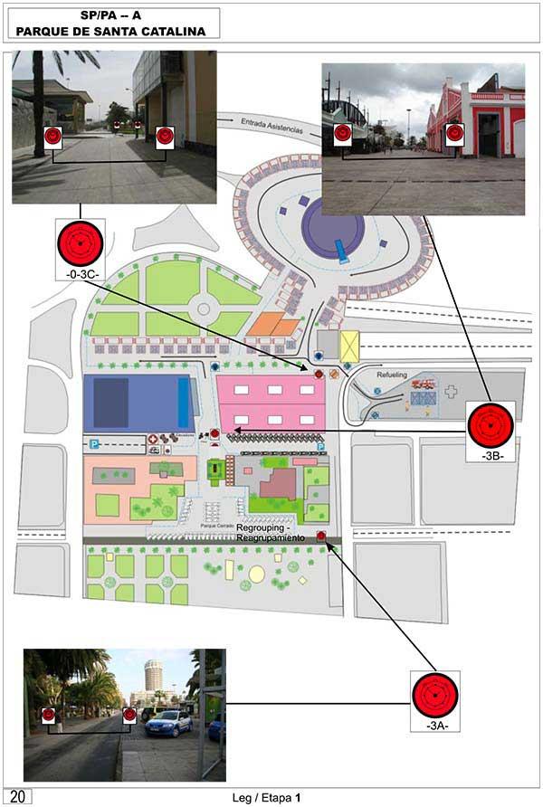 Mapa Parque Asistencia