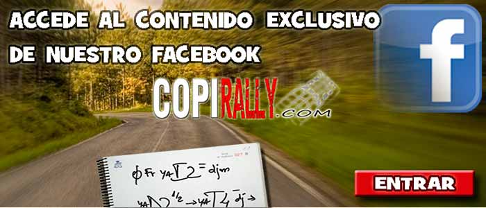 FACEBOOK CopiRally 250