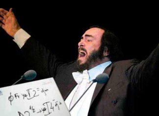 cómo cantar las notas