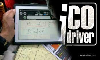 La app del copiloto de rallyes