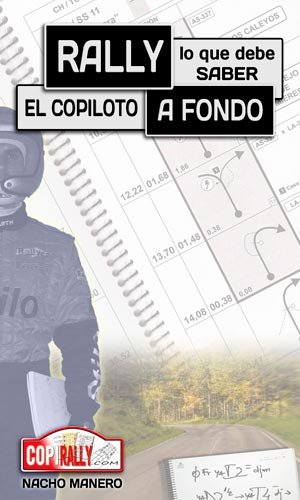 libro Rally a Fondo EL COPILOTO