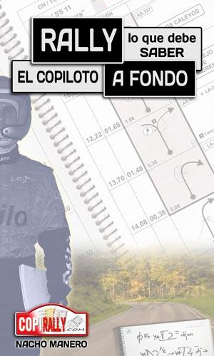 libro Rally a Fondo EL COPILOTO