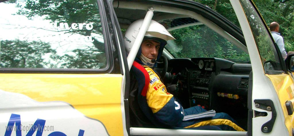 Copiloto de rally
