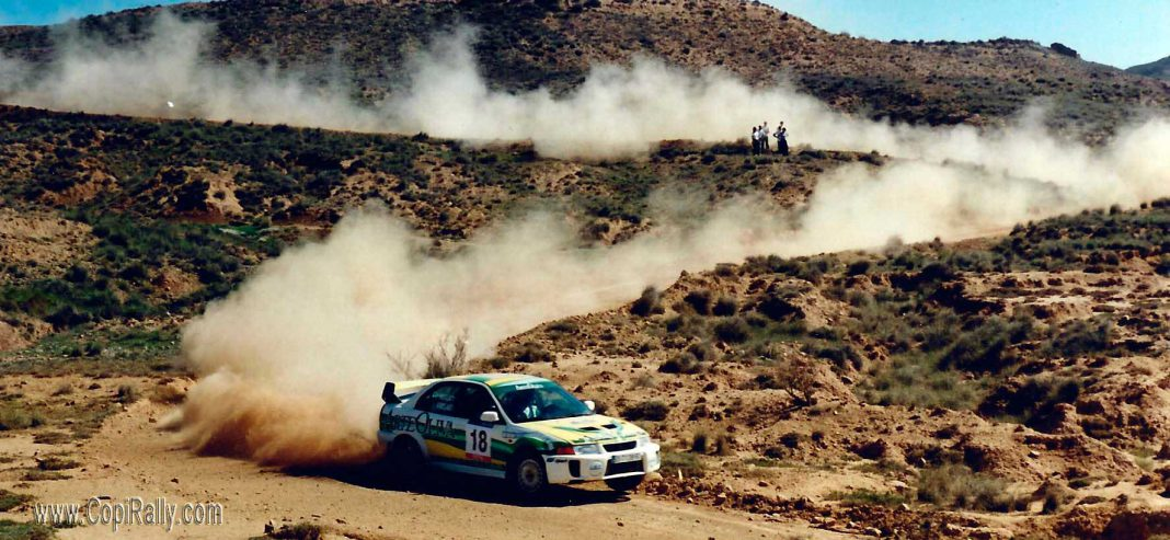 Infierno rally