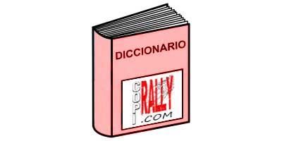 diccionario rally