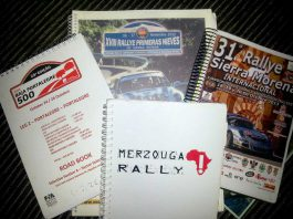 documentación rally - raid