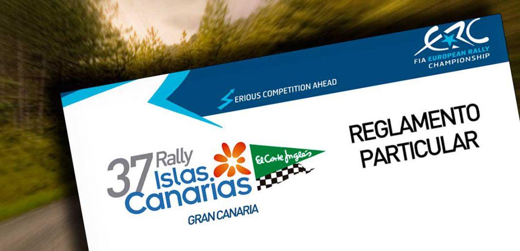 REGLAMENTOS rally FIA